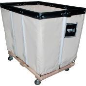 "Standard Basket Trucks By Royal - Cotton Canvas Liner - 32""Wx48""Dx36""H"