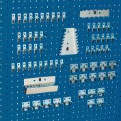 Bott 14030106 Lock-On Toolholder Set - 68-Piece Set