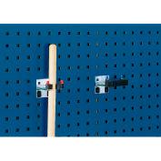 """Bott 12626026 Large Flex Clamp For Perfo Panels (1"""" to 1-5/8"""" Diameter)"""