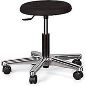 "Brewer Polyurethane Stool - 22-32"" Seat Height"