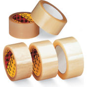 "3M Scotch Brand Polypropylene Tape No. 313 - 3"" X 55 Yards - 2.6 Mil - High Performance Grade - Pkg Qty 24"