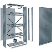 "Edsal Heviload Plus Ii Panel Kit For Shelving - 36""Wx18""D"