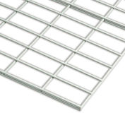 """Epoxy-Coated Wire Decking For Edsal, Penco, And Relius Solutions Shelving - 72X48"""""""