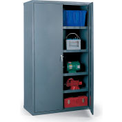 Edsal Ultra-Capacity Grade Industrial Storage Cabinet - 36X24X84""