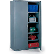 Edsal Ultra-Capacity Grade Industrial Storage Cabinet - 48X24X84""