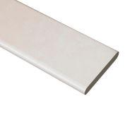 """Relius Solutions Plastic Laminate Bench Seat - 48""""Wx9-1/2""""D"""