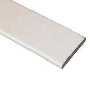 """Relius Solutions Plastic Laminate Bench Seat - 72""""Wx9-1/2""""D"""