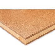 """Relius Solutions 1-3/4"""" Dyna-Top Workbench Top By Wisconsin Bench - 60X30"""" - Beveled Edge"""