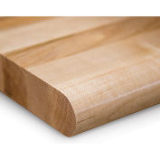 "Relius Solutions 1-3/4"" Butcher Block Maple Top By John Boos - 96X36"" - Comfort Edge"