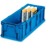 "Orbis Stakpak Long Box - 48X15X11"" - Blue"