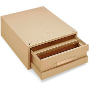 """Penco Drawer For Workbenches - 15-3/4X20X6-3/4"""" Tan"""