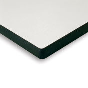 "Relius Solutions 1-5/8"" Armor Edge Tops By Wisconsin Bench - 60X30"" - Comfort Edge"