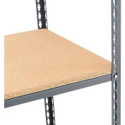 """5/8"""" Particleboard Decking For Edsal And Relius Solutions Shelving - 36X12"""""""