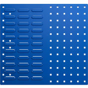 Bott Steel Louvered Panel Toolboard - Combo Perfo/Louvered Panels 20X18