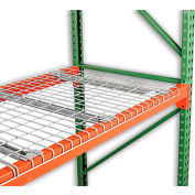 "Steel King Wire Decking For Structural Pallet Racks - 46X48"" - High Capacity - 2X4"" Mesh"