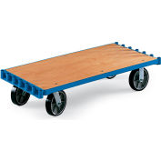 "Platform for Relius Solutions Premium Panel/Sheet Trucks - 60"" Lx30"" W Deck - Polyurethane"