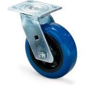 """Wheel Brake for FAULTLESS Eagle Polyurethane Casters - 5"""" Dia. Wheel"""