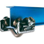 Cm Series 632 Low-Headroom Trolleys - 1000-Lb. Capacity