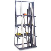 "Durham Vertical Bar Rack - 36X24X84"""