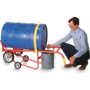 Wesco Drum Cradles - Polyolefin Wheels - For Steel Drums