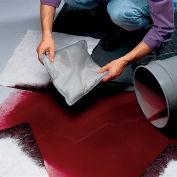 Spill Clean-Up Sorbent Pillows - Meltblown/HAZMAT - Pkg Qty 40