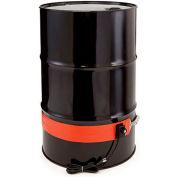 BriskHeat® Indoor/Outdoor Drum Heater For 55 Gallon Steel Drum, 50-425°F, 120V/8.4 Amps