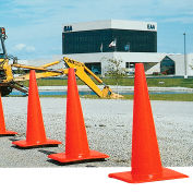 """Traffic Cone - 18""""H - Without Collars"""