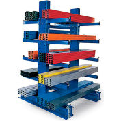 Relius Solutions Complete Cantilever Rack With Double-Sided Column - 12'H - Add-On