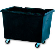 "Relius Solutions Recycled Material Handling Carts - Smooth Walls, Plated Steel Base - 23""Wx33""Dx24""H"