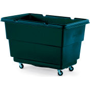 """Recycled Material Handling Carts - Ribbed Walls - 25""""Wx37""""Dx26""""H"""