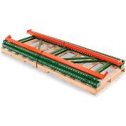 """Relius Solutions Hardwood Pallets - Standard Pallet - 96""""Wx40""""Lx4-7/8""""H - Pkg Qty 10"""