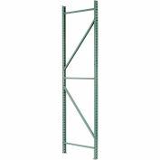 "Husky Pallet Rack Upright Frame - 36X120"" - Standard Load"