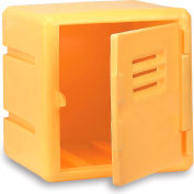 "Low-Profile Safety Cabinet - 18X15X18"" - 2.5-Gallon Capacity - Yellow"