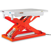 "Relius Elite All Electric Premium Lift Tables - 2200-Lb. Capacity - 31.5""Wx47.2""D Platform"