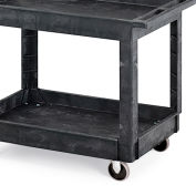 Replacement Casters For Rubbermaid Economical Tray-Shelf Carts - Swivel