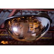 "Panoramic Dome Mirror - Full Dome - Acrylic - 48"""