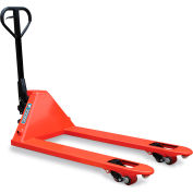 "Hercules 5500-Lb. Pallet Trucks With Tandem Load Rollers - 27"" Wide Forks"