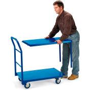"Relius Solutions Convertible Cart - 36""Wx24""D Shelf"