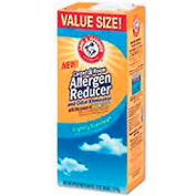 Arm & Hammer® Carpet Allergen Reducer and Odor Eliminator, 42.6 oz. Box, 9 Boxes - 3320084113