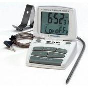 CDN Combo Probe Thermometer, Timer & Clock