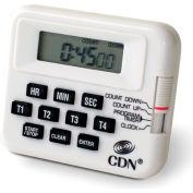 CDN 4-Event Timer & Clock