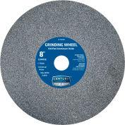 "Century Drill 75883 Grinding Wheel 8"" Dia. Universal Arbor 120 Grit Aluminum Oxide"