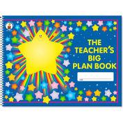 "Carson-Dellosa Publishing Lesson Plan Book 8205, 9-1/4"" x 13"", White, 1 Each"