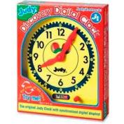 Carson-Dellosa® Judy® Discovery Digital Clock, 1 Each