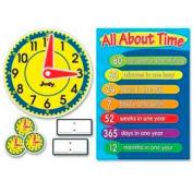 Carson-Dellosa® Judy Clock Bulletin Board Set, 113 Pieces/Set