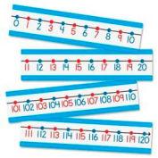 Carson-Dellosa® Number Line Bulletin Board Set, 14 Number Line Strips