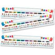 """Carson-Dellosa® Quick Stick Nameplates, 17-1/2"""" x 4"""", 30/Pack"""
