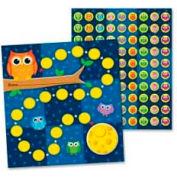 Carson-Dellosa Mini Incentive Chart, Owls, Assorted, 30/Pack