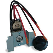 Cadet® Heater Mount Double Pole Thermostat Kit For Cadet® UC Series Black Models