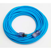Sub Zero® D16821050 Extension Cord With 50 ft Cord, 12/3 Awg Sz, Blue